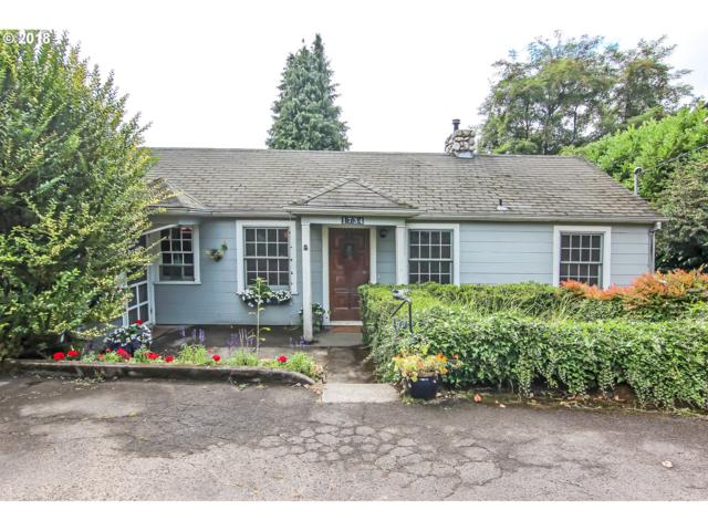 1734 SW Canby St, Portland, OR 97219 (MLS #18104882) :: Hatch Homes Group
