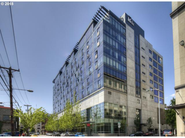 1410 NW Kearney St #610, Portland, OR 97209 (MLS #18105009) :: Next Home Realty Connection