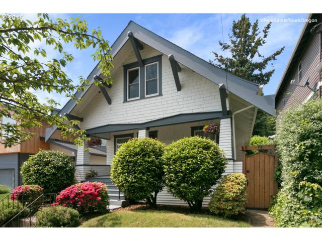 2211 NE 57TH Ave, Portland, OR 97213 (MLS #18105143) :: Team Zebrowski
