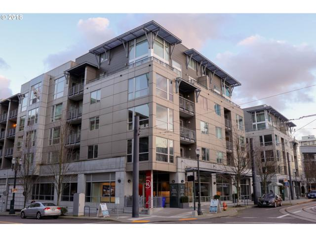 1125 NW 9TH Ave #203, Portland, OR 97209 (MLS #18105953) :: Next Home Realty Connection