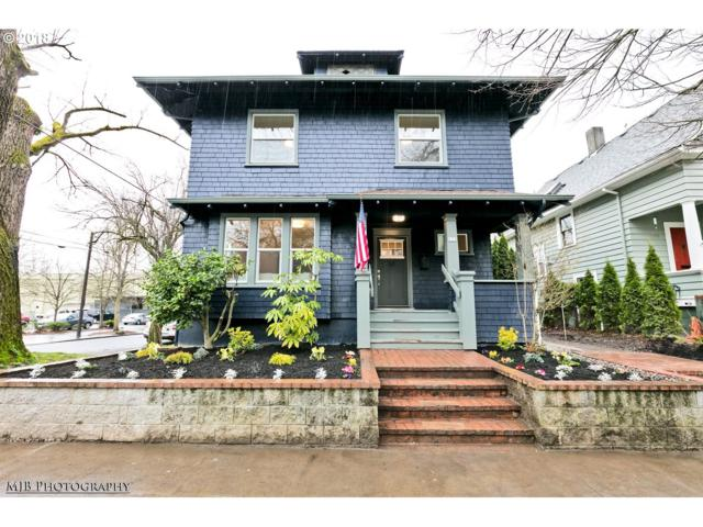 103 NE 29TH Ave, Portland, OR 97232 (MLS #18106008) :: Next Home Realty Connection