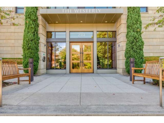 2351 NW Westover Rd #604, Portland, OR 97210 (MLS #18106320) :: The Dale Chumbley Group