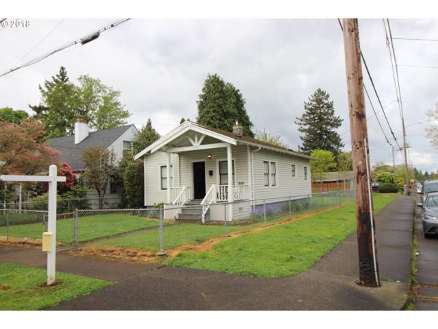 6303 SE 61ST Ave, Portland, OR 97206 (MLS #18106812) :: Portland Lifestyle Team