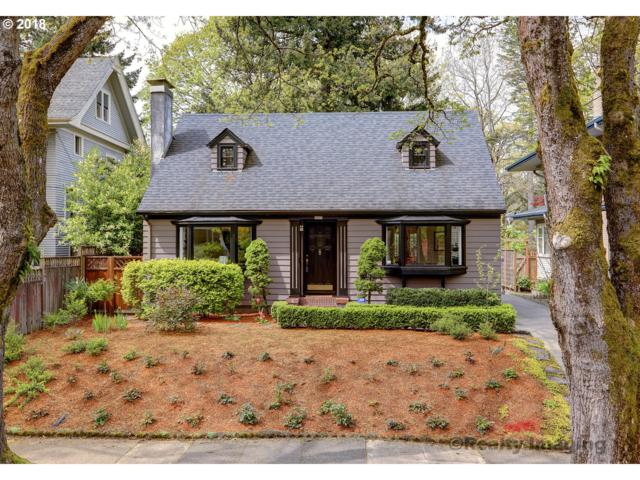2405 NE 25TH Ave, Portland, OR 97212 (MLS #18107026) :: The Dale Chumbley Group
