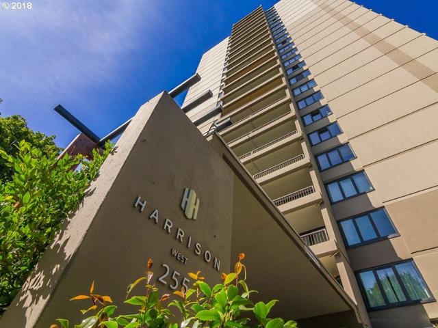 255 SW Harrison St 3B, Portland, OR 97201 (MLS #18107247) :: R&R Properties of Eugene LLC