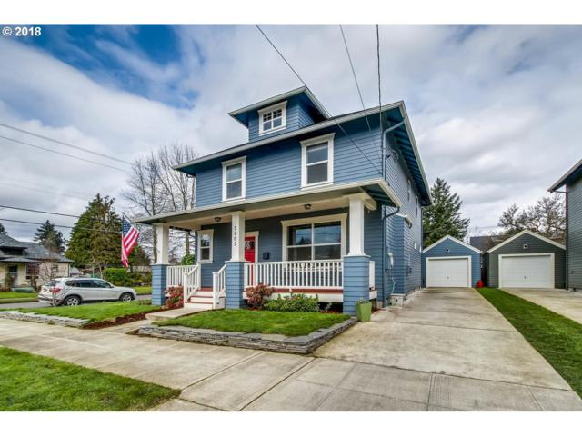 5805 SE Liebe St, Portland, OR 97206 (MLS #18107361) :: Next Home Realty Connection