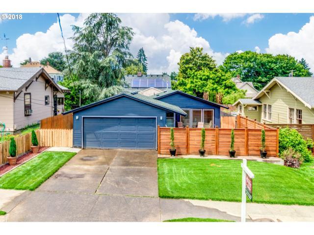 9225 N Tioga Ave, Portland, OR 97203 (MLS #18107413) :: Portland Lifestyle Team