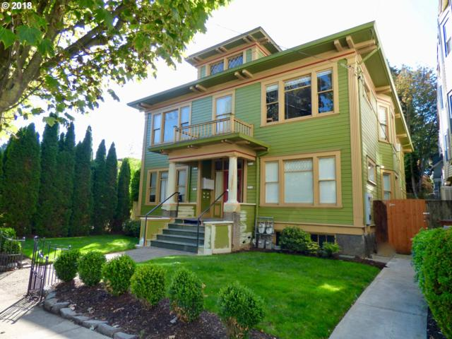 2912 SE Belmont St, Portland, OR 97214 (MLS #18108054) :: Next Home Realty Connection