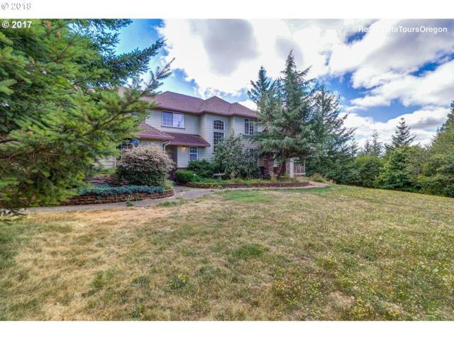 30315 NE Spud Mountain Rd, Camas, WA 98607 (MLS #18108450) :: The Sadle Home Selling Team