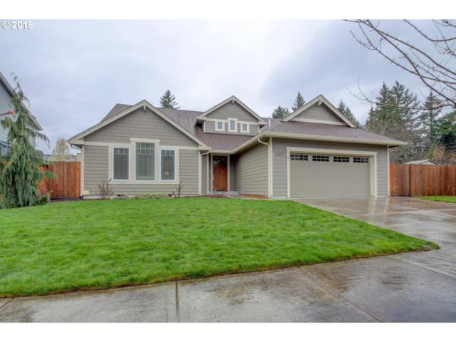 308 NW 52ND St, Vancouver, WA 98663 (MLS #18108868) :: The Dale Chumbley Group