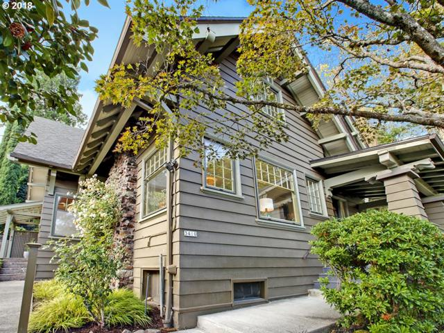 3410 NW Thurman St, Portland, OR 97210 (MLS #18109144) :: Next Home Realty Connection