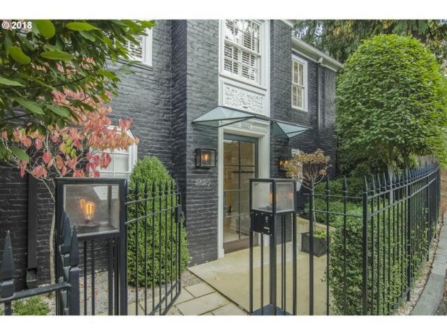 2629 SW Buena Vista Dr, Portland, OR 97201 (MLS #18109413) :: McKillion Real Estate Group