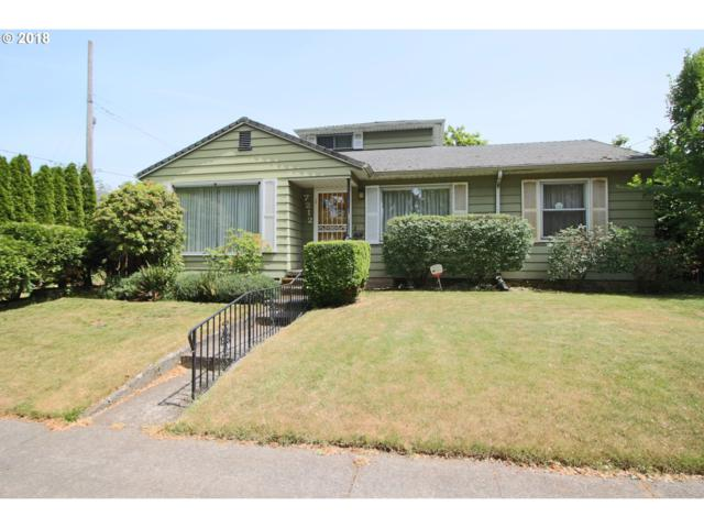 7212 N Hodge Ave, Portland, OR 97203 (MLS #18109427) :: Team Zebrowski
