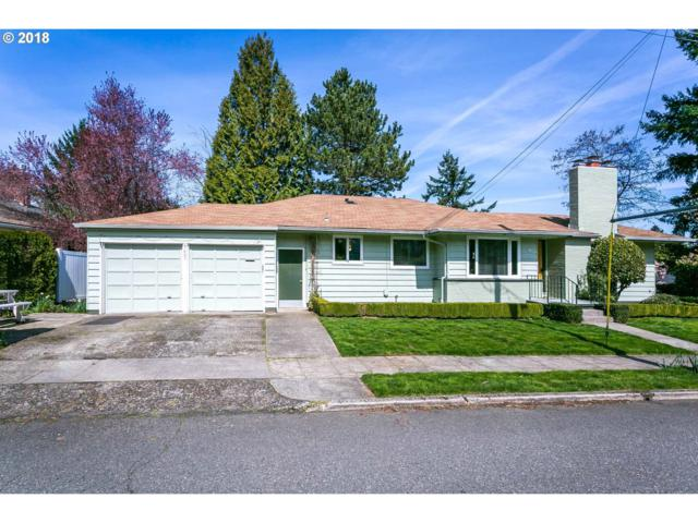 807 SW Troy St, Portland, OR 97219 (MLS #18109428) :: The Dale Chumbley Group