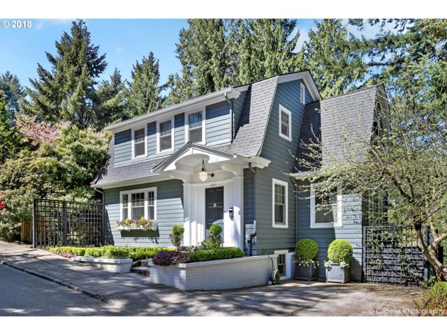 2957 SW Champlain Dr, Portland, OR 97205 (MLS #18110250) :: Keller Williams Realty Umpqua Valley