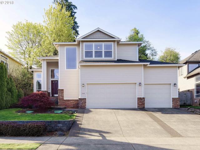 2442 NW 29TH Ave, Camas, WA 98607 (MLS #18110410) :: Fox Real Estate Group
