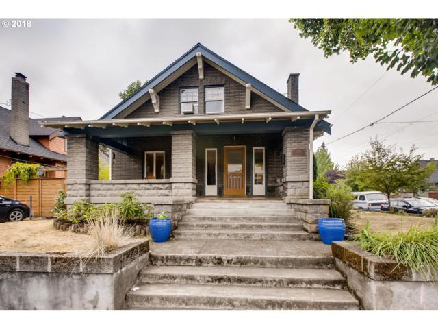 5204 NE 20TH Ave, Portland, OR 97211 (MLS #18111149) :: The Sadle Home Selling Team