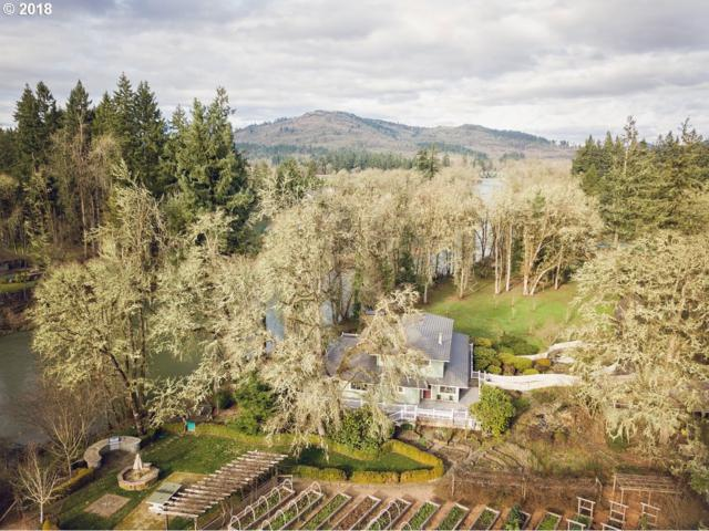 85100 Cloverdale Rd, Creswell, OR 97426 (MLS #18111785) :: Team Zebrowski