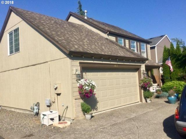 437 N 2ND St, St. Helens, OR 97051 (MLS #18112583) :: The Dale Chumbley Group