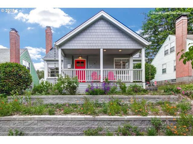 2107 SE 30TH Ave, Portland, OR 97214 (MLS #18112951) :: McKillion Real Estate Group