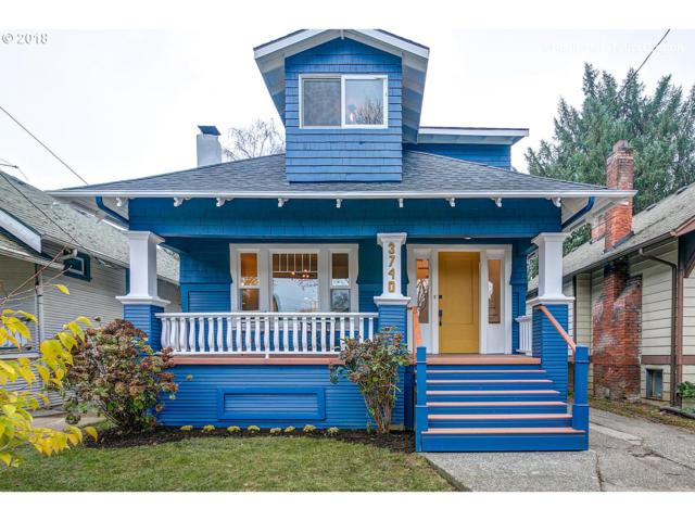 3740 SE Sherman St, Portland, OR 97214 (MLS #18113051) :: Townsend Jarvis Group Real Estate