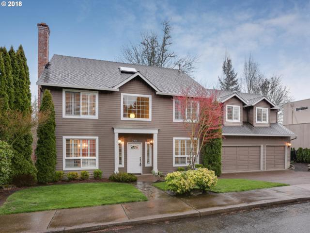 2416 NW Mill Pond Rd, Portland, OR 97229 (MLS #18113957) :: Cano Real Estate