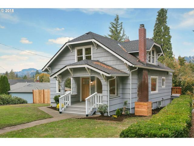 5354 SW 49TH Dr, Portland, OR 97221 (MLS #18114151) :: Townsend Jarvis Group Real Estate