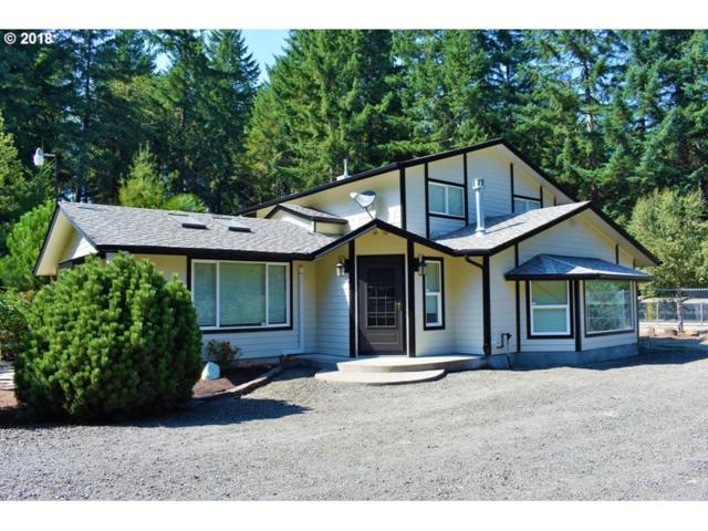 90509 Baker Rd, Elmira, OR 97437 (MLS #18114469) :: R&R Properties of Eugene LLC