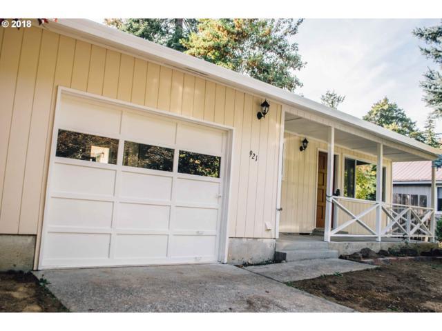 921 Riverside Dr, Vernonia, OR 97064 (MLS #18115889) :: Cano Real Estate