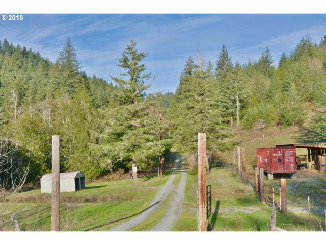 20191 Highway 42, Myrtle Point, OR 97458 (MLS #18116530) :: Premiere Property Group LLC