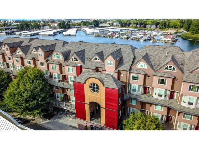 905 N Harbour Dr #31, Portland, OR 97217 (MLS #18116684) :: Fox Real Estate Group
