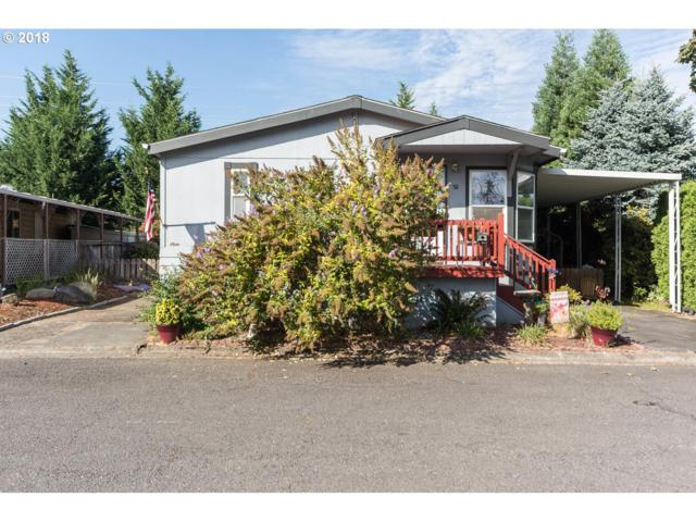21100 NE Sandy Blvd #58, Fairview, OR 97024 (MLS #18117252) :: Portland Lifestyle Team
