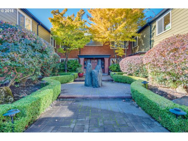 1419 NW 23RD Ave #9, Portland, OR 97210 (MLS #18117603) :: Hatch Homes Group