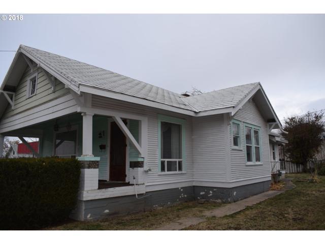 1911 1ST St, La Grande, OR 97850 (MLS #18118494) :: Realty Edge