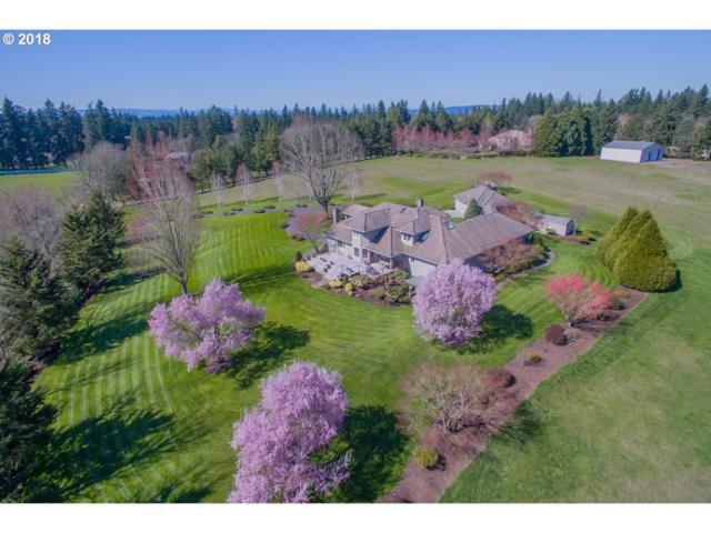 5801 SW Delker Rd, Tualatin, OR 97062 (MLS #18118949) :: Portland Lifestyle Team