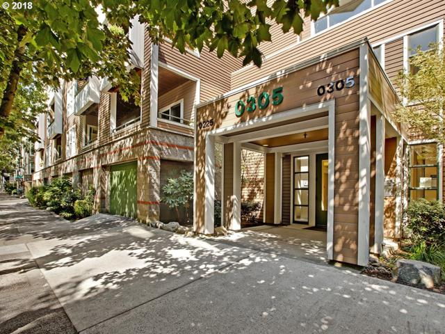 305 SW Montgomery St #404, Portland, OR 97201 (MLS #18119853) :: Cano Real Estate