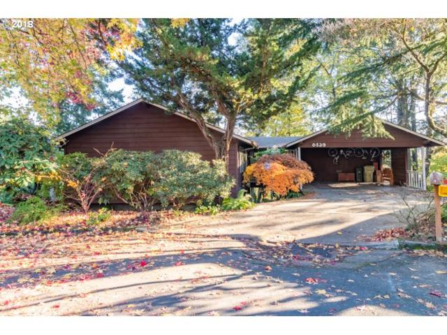 8450 SW Brookridge St, Portland, OR 97225 (MLS #18120634) :: The Sadle Home Selling Team