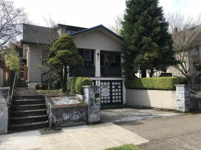8120 N Jersey St, Portland, OR 97203 (MLS #18121959) :: The Sadle Home Selling Team