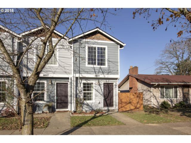 6649 N Columbia Way, Portland, OR 97203 (MLS #18122499) :: Fox Real Estate Group