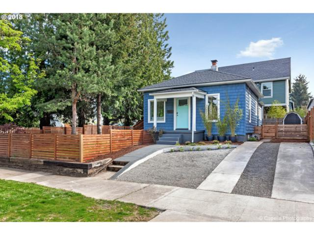 9216 N Portsmouth Ave, Portland, OR 97203 (MLS #18123518) :: Hatch Homes Group