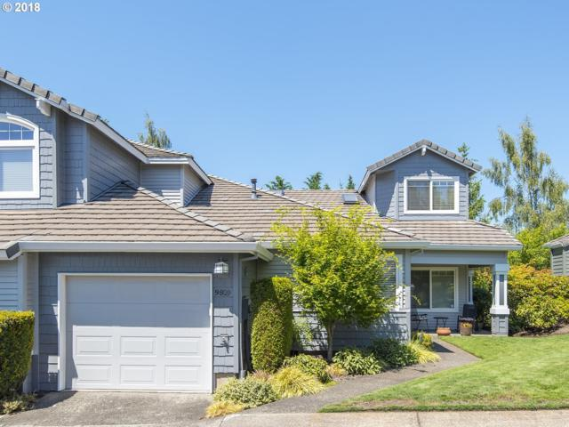 9809 NW Silver Ridge Loop, Portland, OR 97229 (MLS #18124598) :: Cano Real Estate