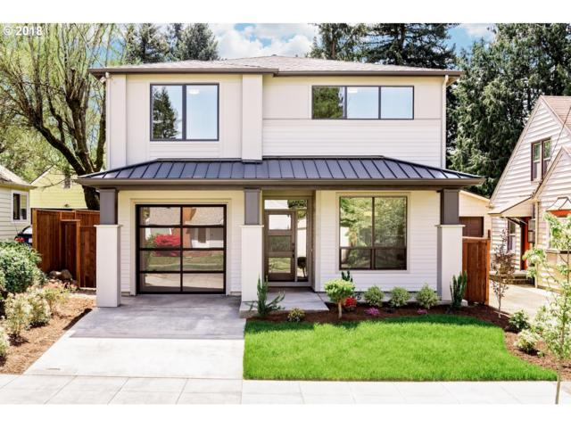 3736 SE Tibbetts St, Portland, OR 97202 (MLS #18125419) :: The Sadle Home Selling Team