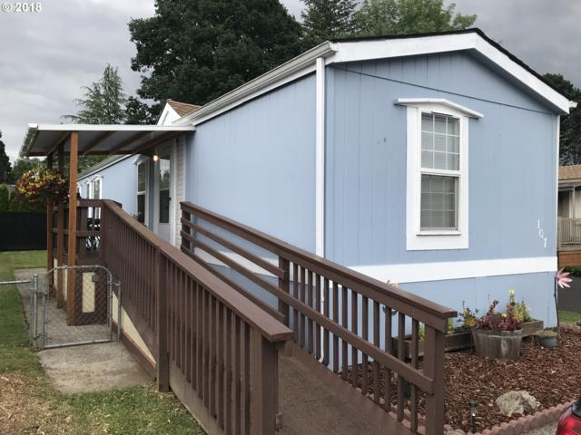 300 SW 7TH Ave #107, Battle Ground, WA 98604 (MLS #18125709) :: Next Home Realty Connection