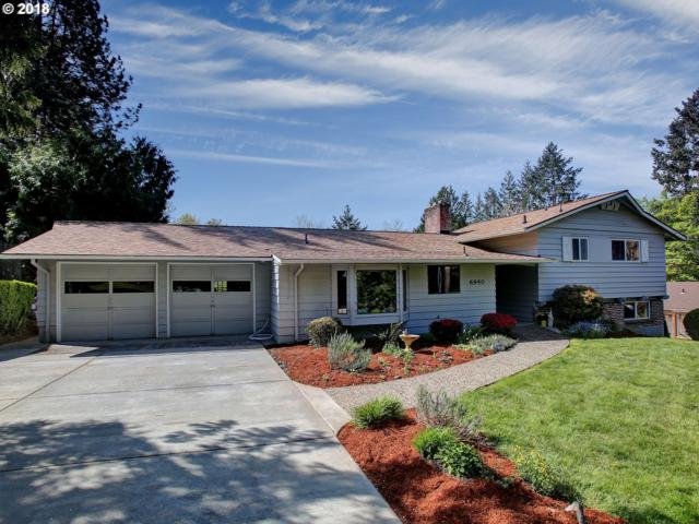 6940 SW Canby St, Portland, OR 97223 (MLS #18125996) :: Team Zebrowski