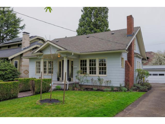 4214 NE 32ND Pl, Portland, OR 97211 (MLS #18126209) :: The Dale Chumbley Group