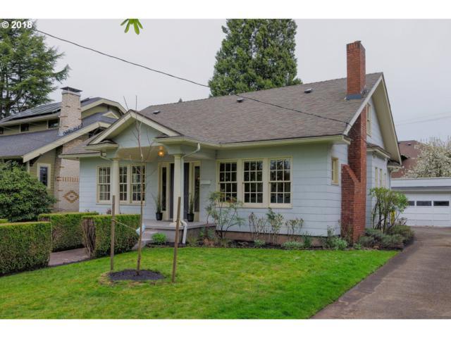 4214 NE 32ND Pl, Portland, OR 97211 (MLS #18126209) :: Hatch Homes Group