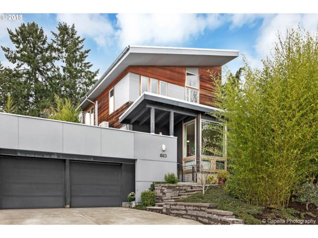 623 SW Orchid St, Portland, OR 97219 (MLS #18127153) :: The Dale Chumbley Group