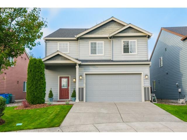 19320 SE 13TH Way, Camas, WA 98607 (MLS #18127156) :: Matin Real Estate