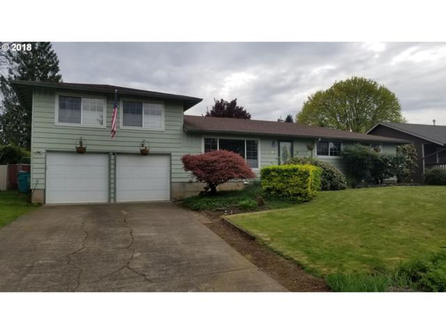 501 NW 86TH St, Vancouver, WA 98665 (MLS #18127678) :: Hatch Homes Group