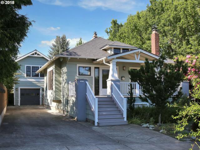 1433 SE Yukon St, Portland, OR 97202 (MLS #18127701) :: Team Zebrowski